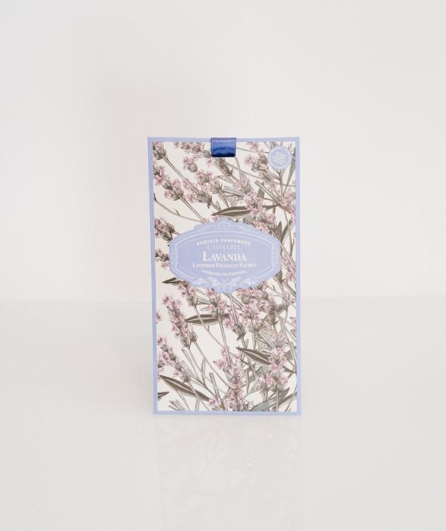 Fleurs à Lisbonne - Pack Alfazema e Saqueta Perfumada Castelbel 2