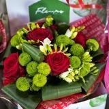 Fleurs à Lisbonne - Bouquet Rosas Premium 1 Thumb