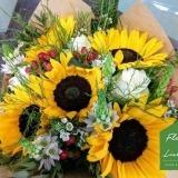 Fleurs à Lisbonne - Bouquet de Girassóis 1 Thumb