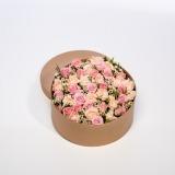 Fleurs à Lisbonne - Caixa de Rosas Premium 1 Thumb