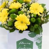 Fleurs à Lisbonne - Ramo de Gerberas Amarelas 6 Thumb