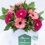 Fleurs à Lisbonne - Ramo de Gerberas Cor de Rosa 3 Thumb