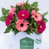 Fleurs à Lisbonne - Ramo de Gerberas Cor de Rosa 4 Thumb