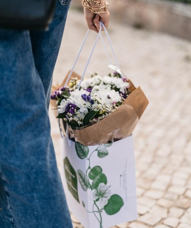 Fleurs à Lisbonne - Ramo de Margaridas Campestre 12