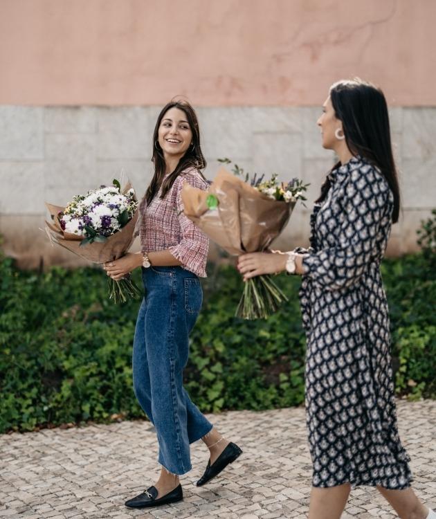 Fleurs à Lisbonne - Ramo de Margaridas Campestre 8
