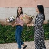 Fleurs à Lisbonne - Ramo de Margaridas Campestre 8 Thumb