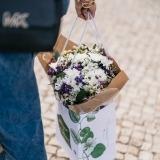 Fleurs à Lisbonne - Ramo de Margaridas Campestre 10 Thumb