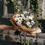 Fleurs à Lisbonne - Ramo de Margaridas e Lavanda 6 Thumb