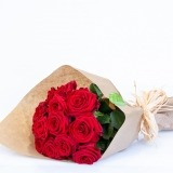 Fleurs à Lisbonne - Molho de rosas vermelhas 1 Thumb