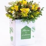 Fleurs à Lisbonne - Ramo de Orquídeas Amarelas 1 Thumb