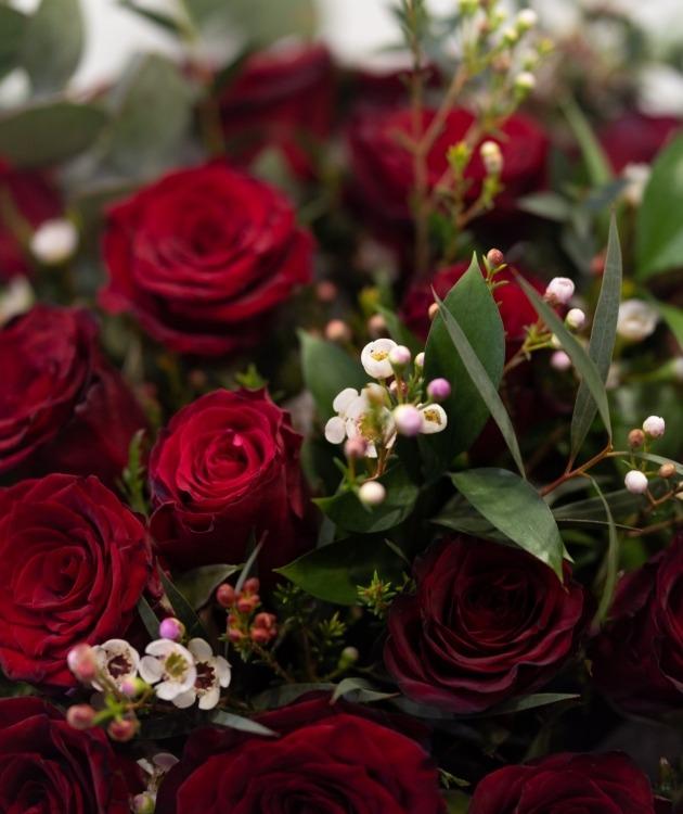 Fleurs à Lisbonne - Ramo Premium de Rosas 3