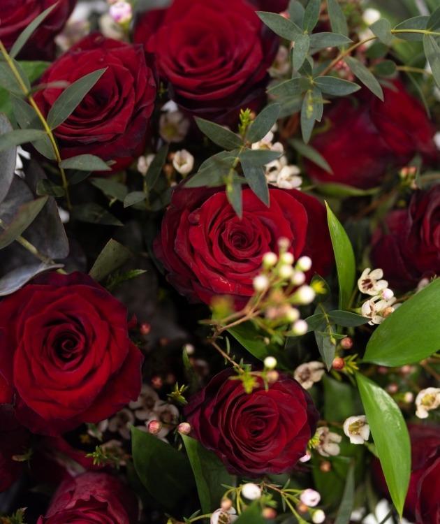 Fleurs à Lisbonne - Ramo Premium de Rosas 2