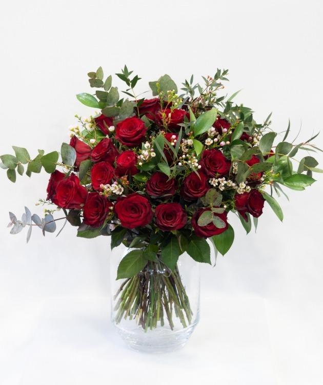 Fleurs à Lisbonne - Ramo Premium de Rosas 1