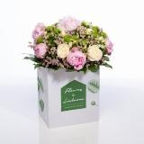 Fleurs à Lisbonne - Ramo de Rosas e Peónias Premium 1 Thumb