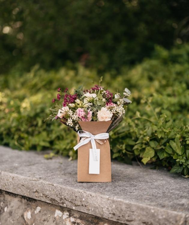 Fleurs à Lisbonne - Caixa de Cravos Campestre 4
