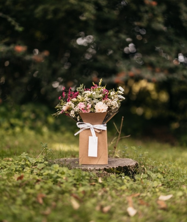 Fleurs à Lisbonne - Caixa de Cravos Campestre 7