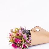 Fleurs à Lisbonne - Arranjo de Flores Secas Cor de Rosa 2 Thumb