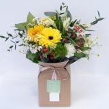 Fleurs à Lisbonne - Caixa de Flores Campestres Amarelas 1 Thumb