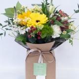 Fleurs à Lisbonne - Caixa de Flores Campestres Amarelas 2 Thumb