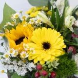 Fleurs à Lisbonne - Caixa de Flores Campestres Amarelas 5 Thumb