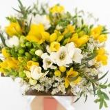 Fleurs à Lisbonne - Caixa de Frésias Mix 2 Thumb
