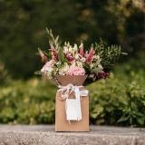 Fleurs à Lisbonne - Caixa com Arranjo de Flores Campestres 4 Thumb